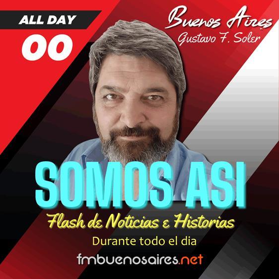 Gustavo SOMOS ASI 2021