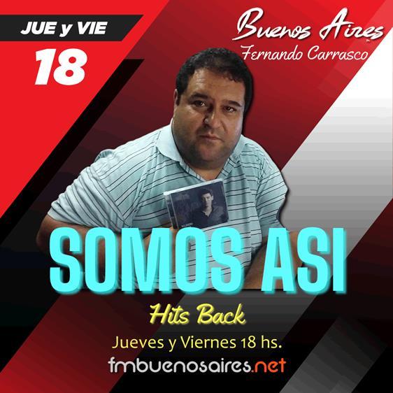 Hits Back SOMOS ASI 2021