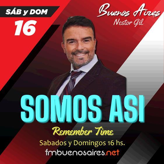 Nestor Gil SOMOS ASI 2021