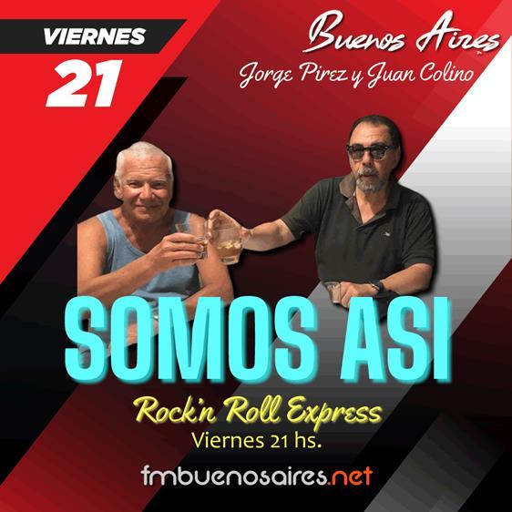 Rock Roll SOMOS ASI 2021