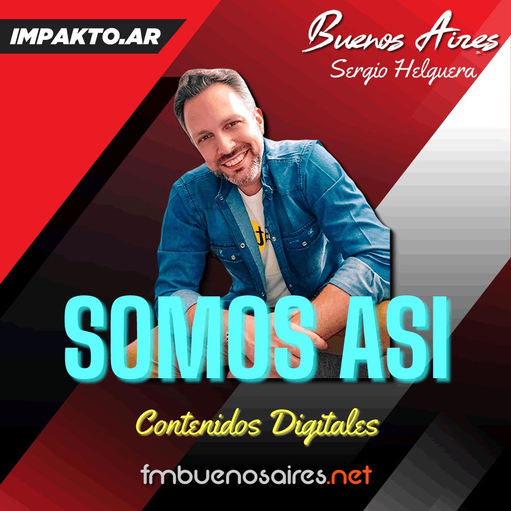Sergio Helguera SOMOS ASI 2021