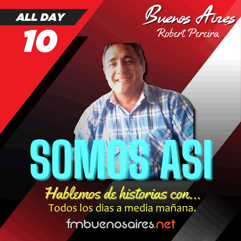 Robert Pereira SOMOS ASI 2021