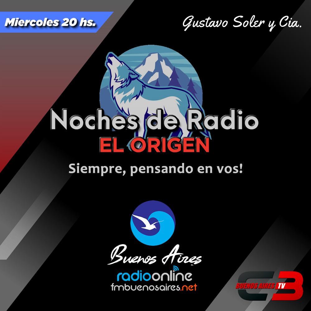 Noches de Radio 2021